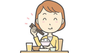 健康にいい食べ物は、確実に肌に効く